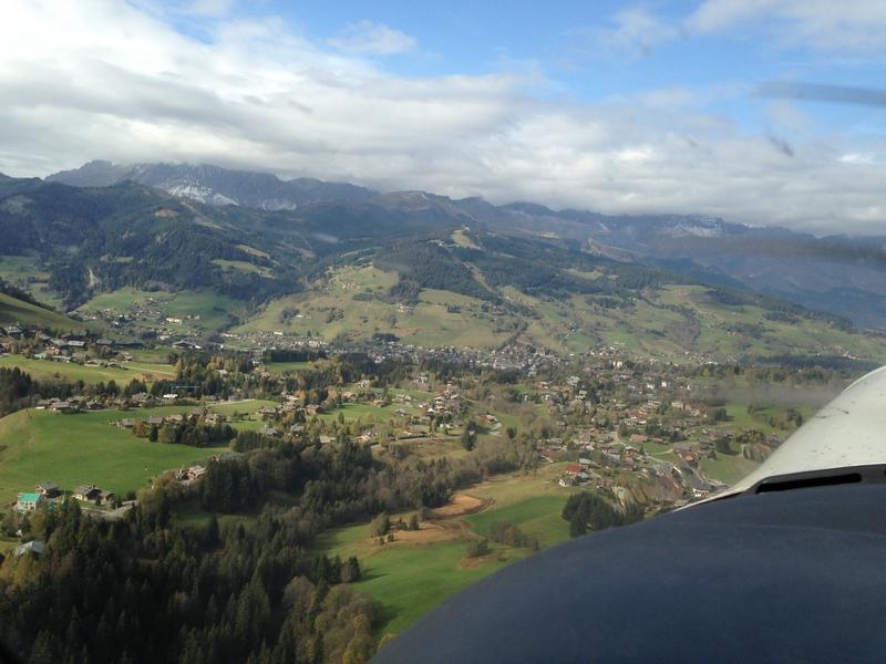 Les Alpes, terrain de jeu des JA ce weekend Megeve_18