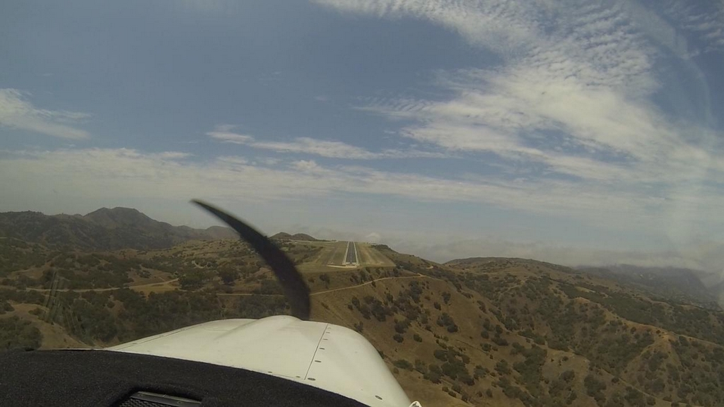 Catalina (Airport in the Sky) en Cessna Farwest_1276