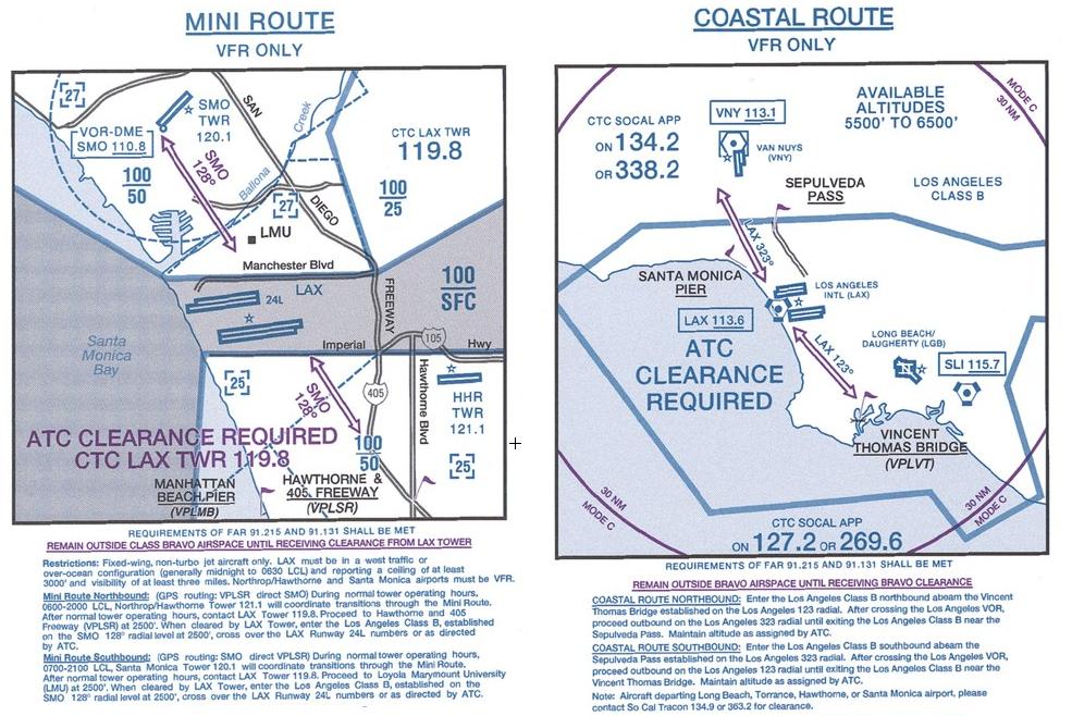 """Le Farwest de la """"Boulet Air Team"""" - Page 4 LAX_Route2"""